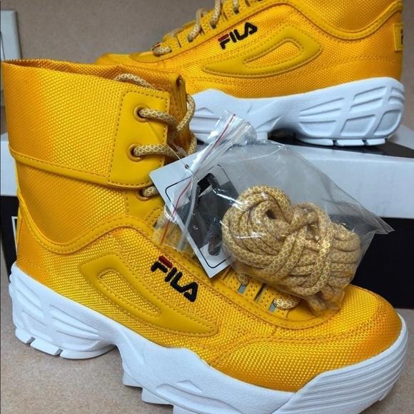 Fila Shoes - Fila disruptor ballistic USA size 7